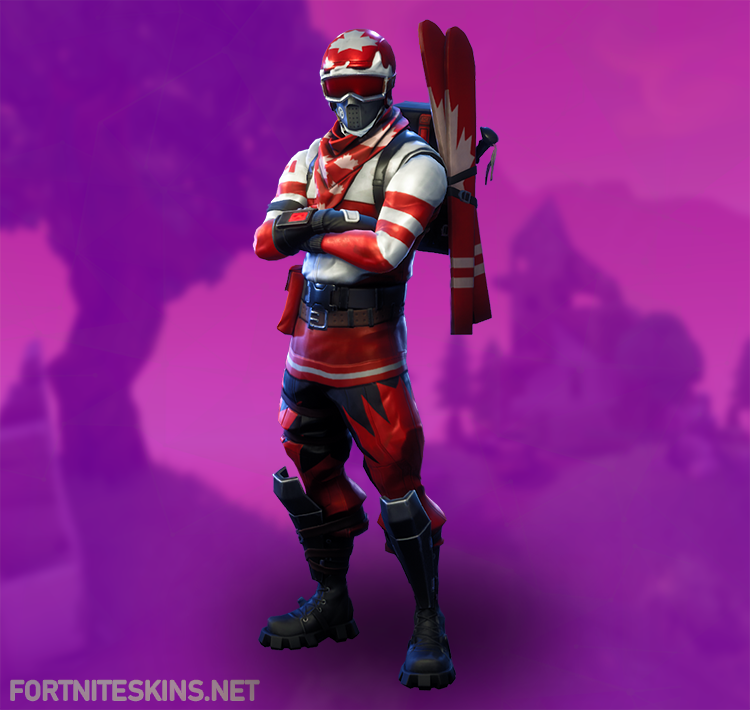 Fortnite Alpine Ace Skin: Fortnite Alpine Ace (CAN)