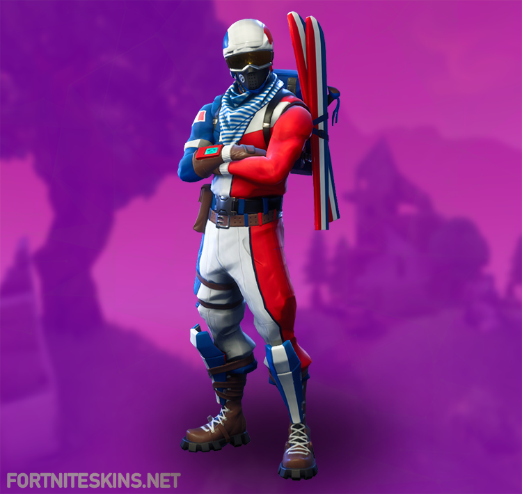 Fortnite Alpine Ace (FRA) | Outfits - Fortnite Skins