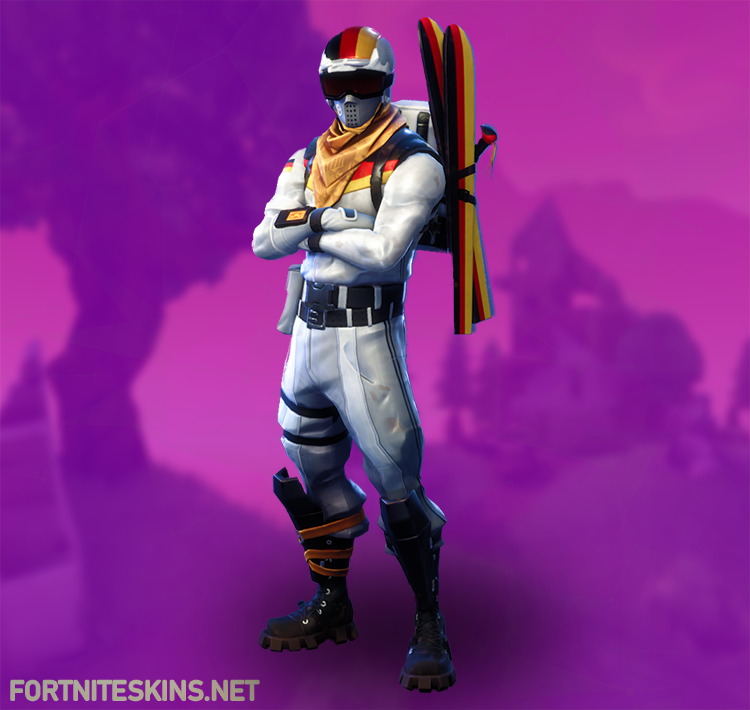 Fortnite Alpine Ace Skin: Fortnite Alpine Ace (GER)