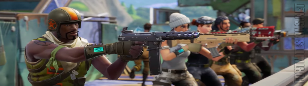 Fortnite: Battle Royale Weapons - Fortnite Skins