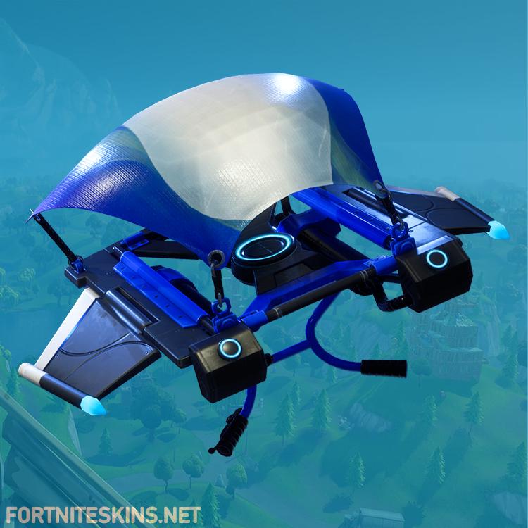 blue streak glider
