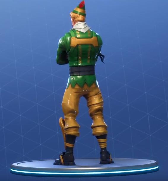 Fortnite Codename Elf Outfits Fortnite Skins