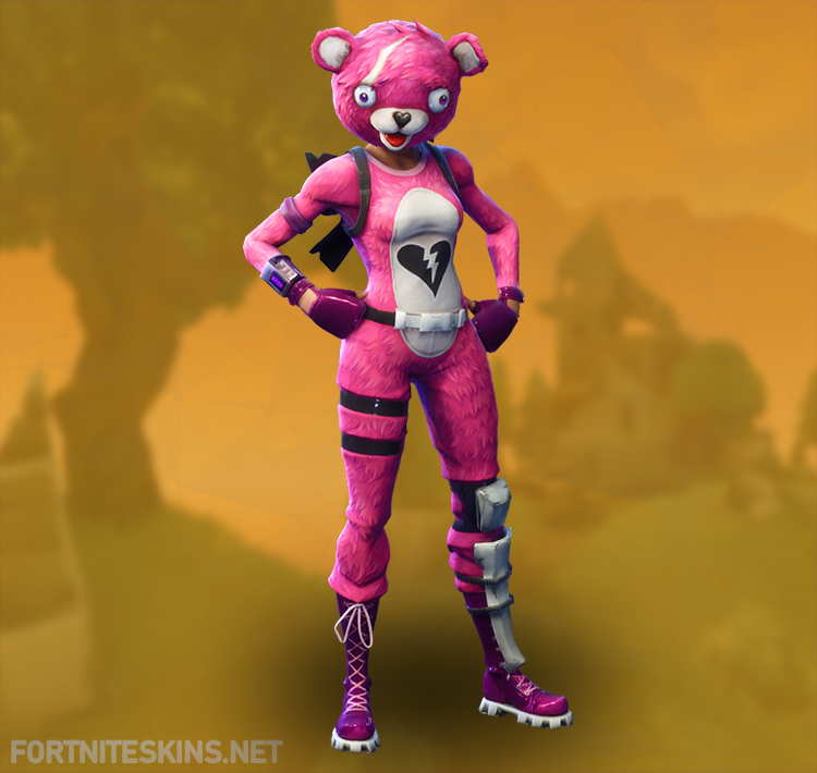 cuddle team leader outfit hd