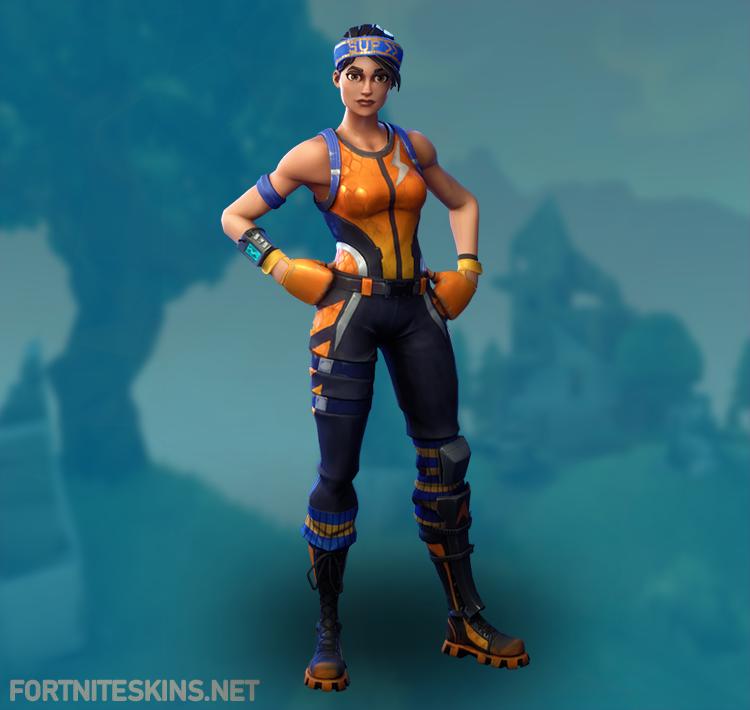Fortnite Dazzle | Outfits - Fortnite Skins