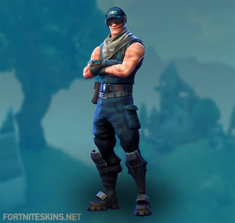 first strike specialist outfit