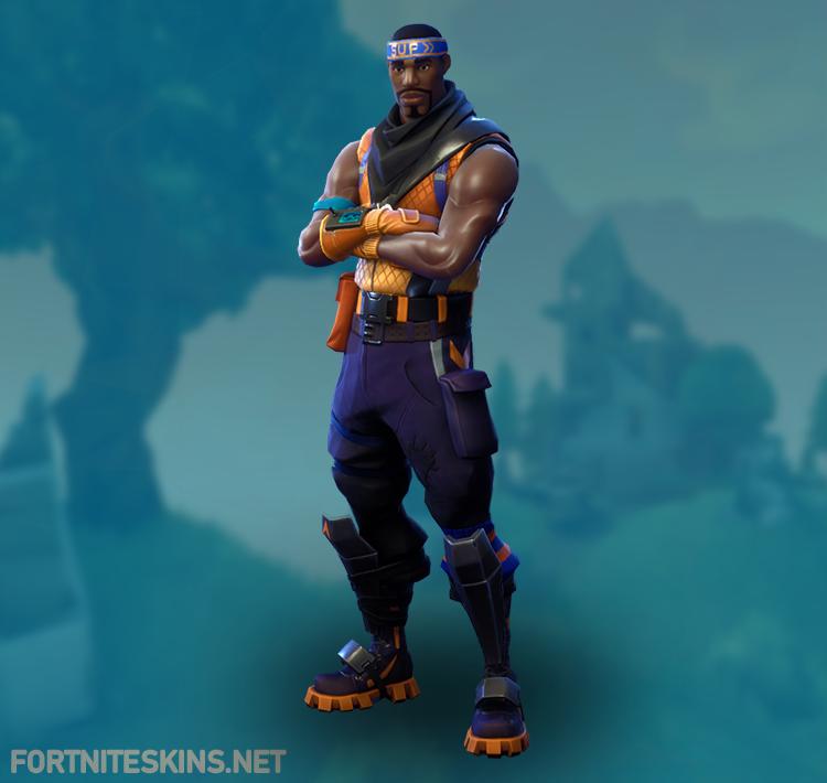 Fortnite Hyperion | Outfits - Fortnite Skins
