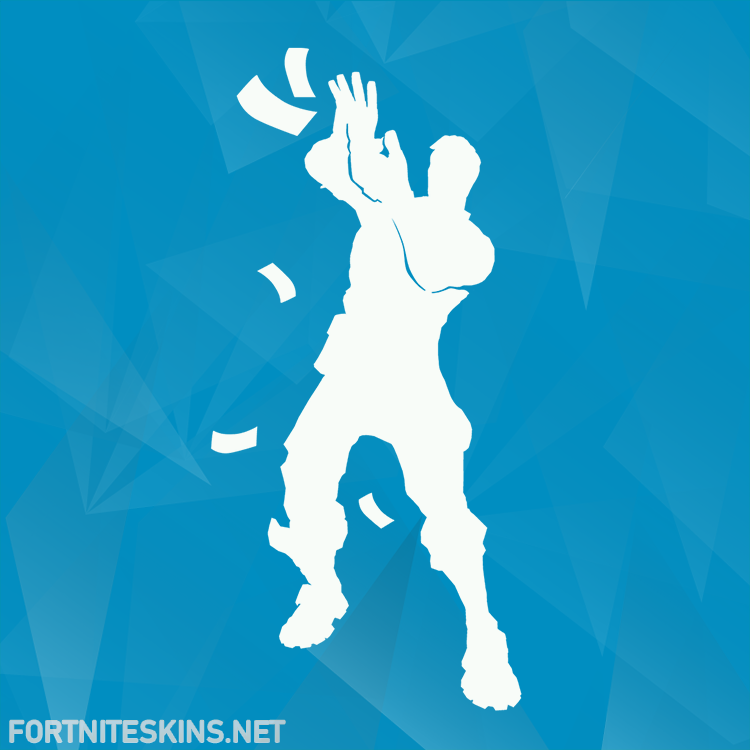 make it rain emote 5