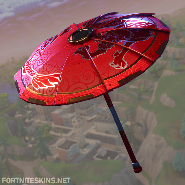 Fortnite Paper Parasol Umbrellas Fortnite Skins