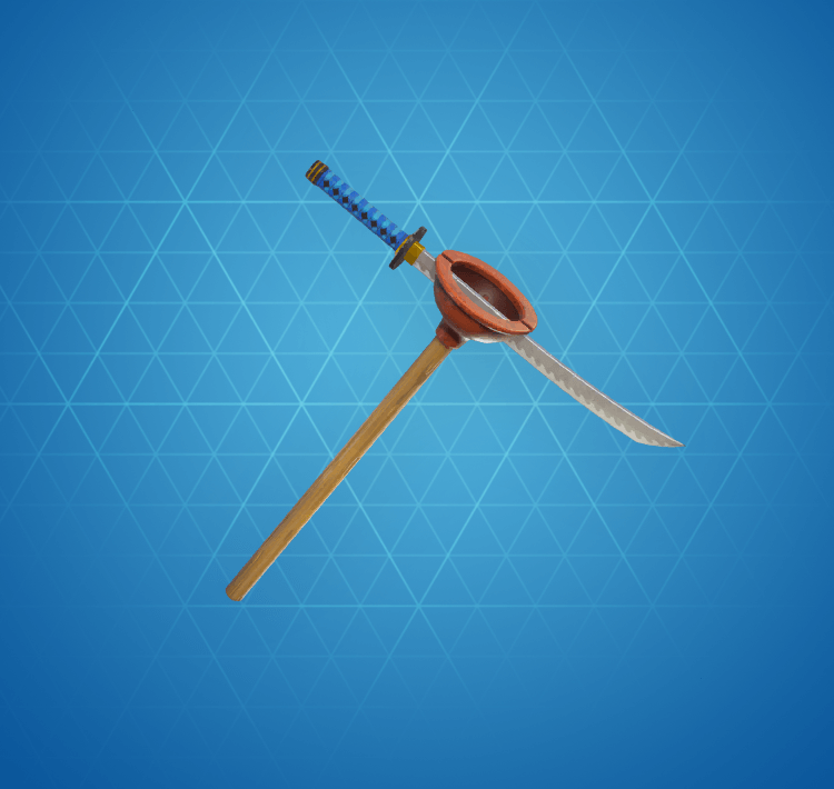 Fortnite Plunja Harvesting Tool | Rare Pickaxe - Fortnite Skins