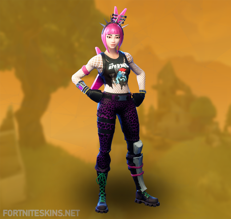 Fortnite Power Chord | Outfits - Fortnite Skins
