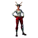 Red-Nosed Raider png
