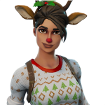 Red-Nosed Raider icon png