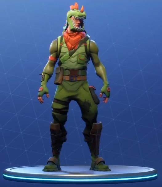 Fortnite Rex | Outfits - Fortnite Skins
