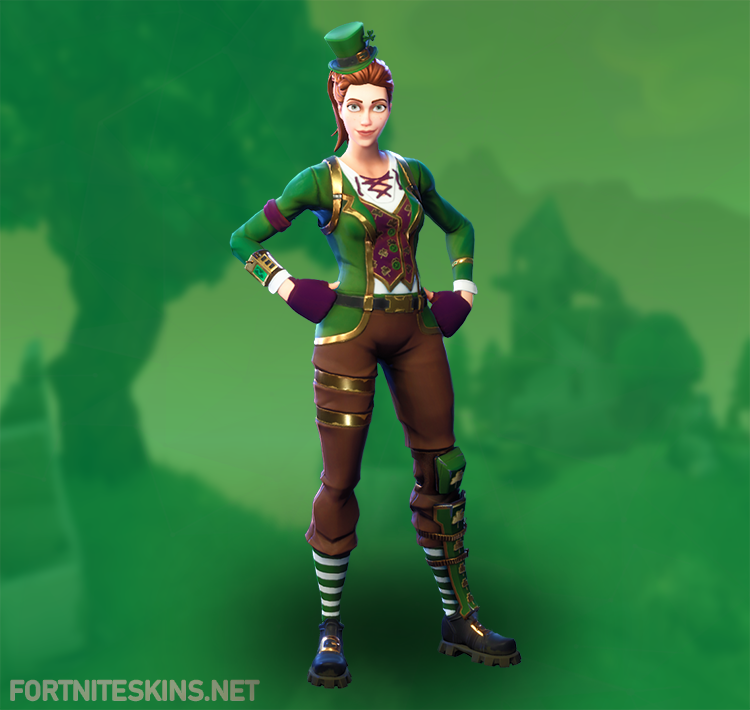 Fortnite Sgt. Green Clover | Outfits - Fortnite Skins