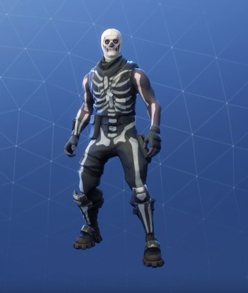 skull trooper - photo #17