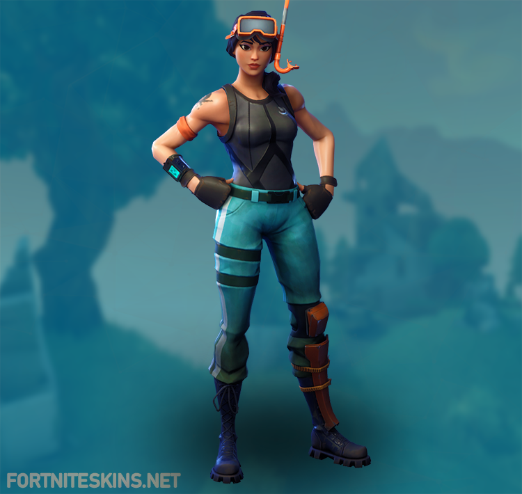 snorkel ops outfit