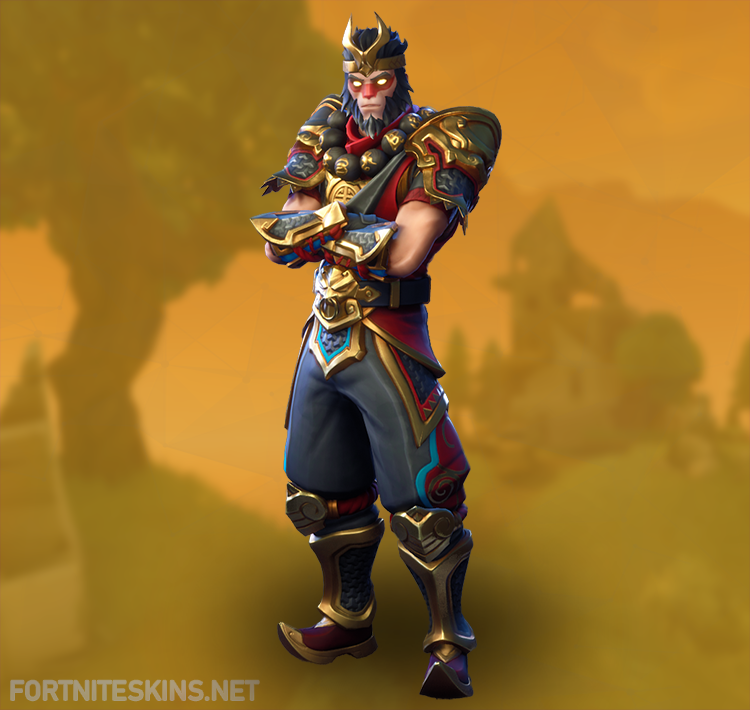 wukong outfit hd