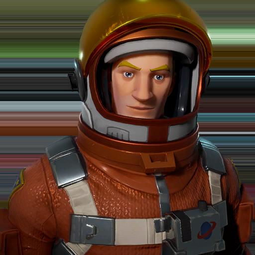 Fortnite spaceman