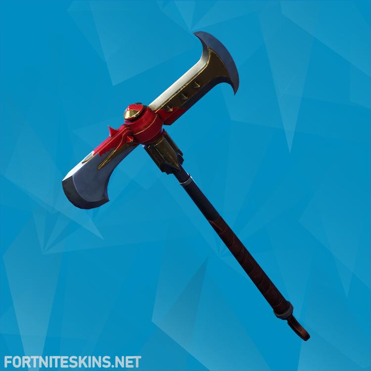 axecalibur pickaxe