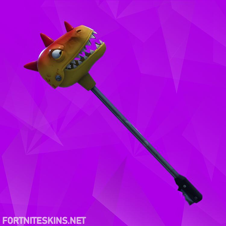 bitemark pickaxe
