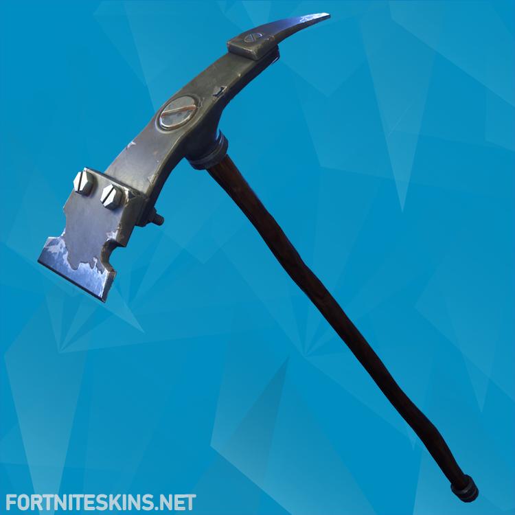close shave pickaxe