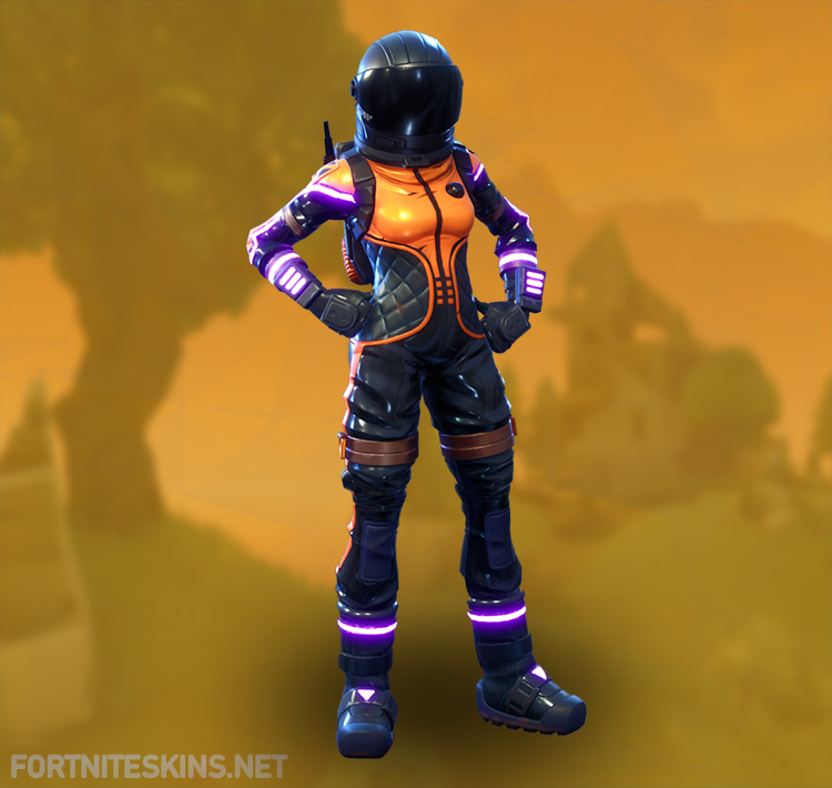 dark vanguard outfit