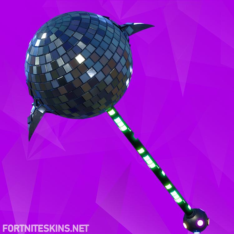 disco brawl pickaxe