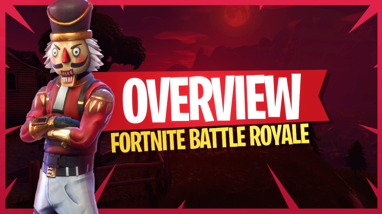 fortnite battle royale overview