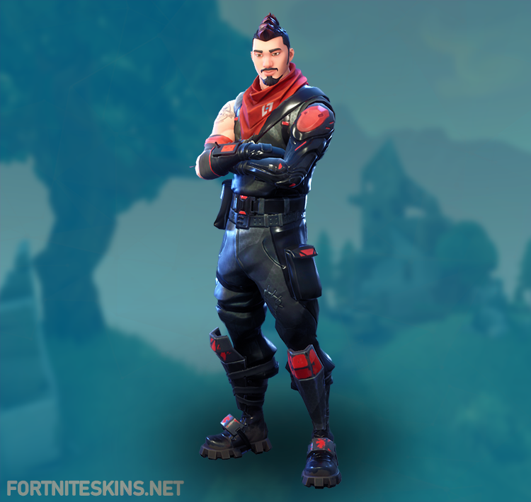 Fortnite Midnight Ops | Outfits - Fortnite Skins