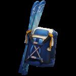Mogul Ski Bag icon png