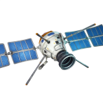 Planetary Probe icon png