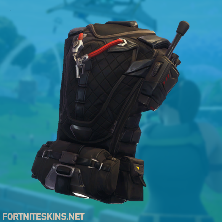 precision backpack
