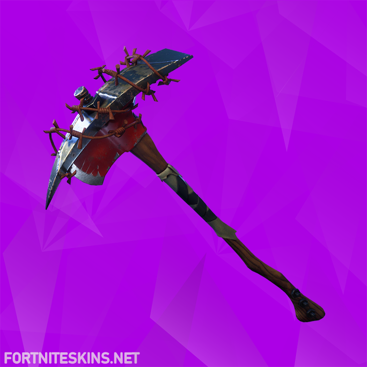 raiders revenge pickaxe