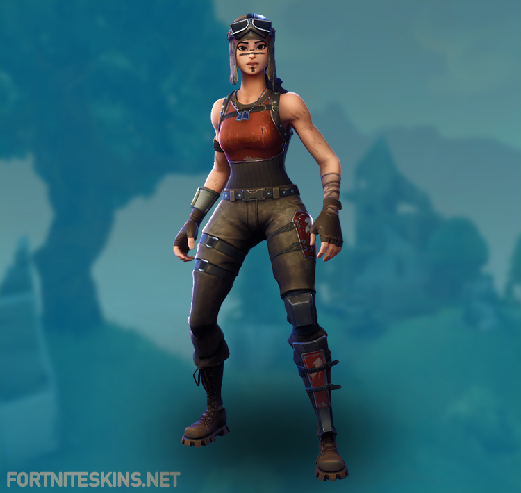 renegade raider outfit