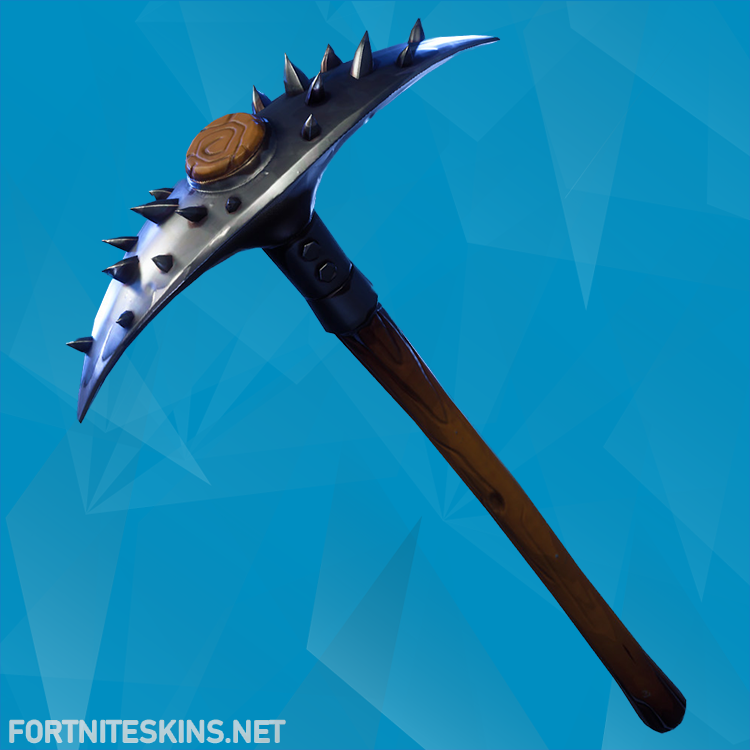 how to hit with pickaxe fortnite