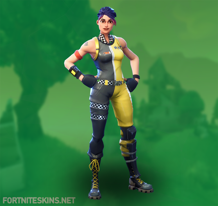 Fortnite Whiplash | Outfits - Fortnite Skins