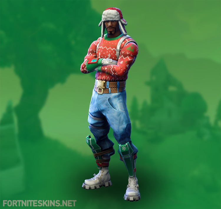Fortnite Yuletide Ranger Outfits Fortnite Skins