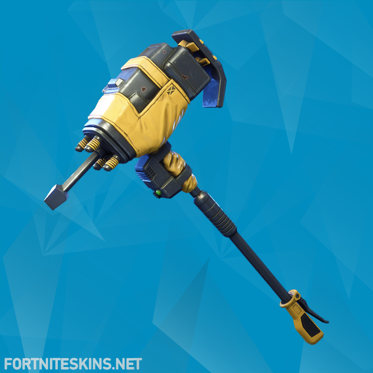 autocleave pickaxe