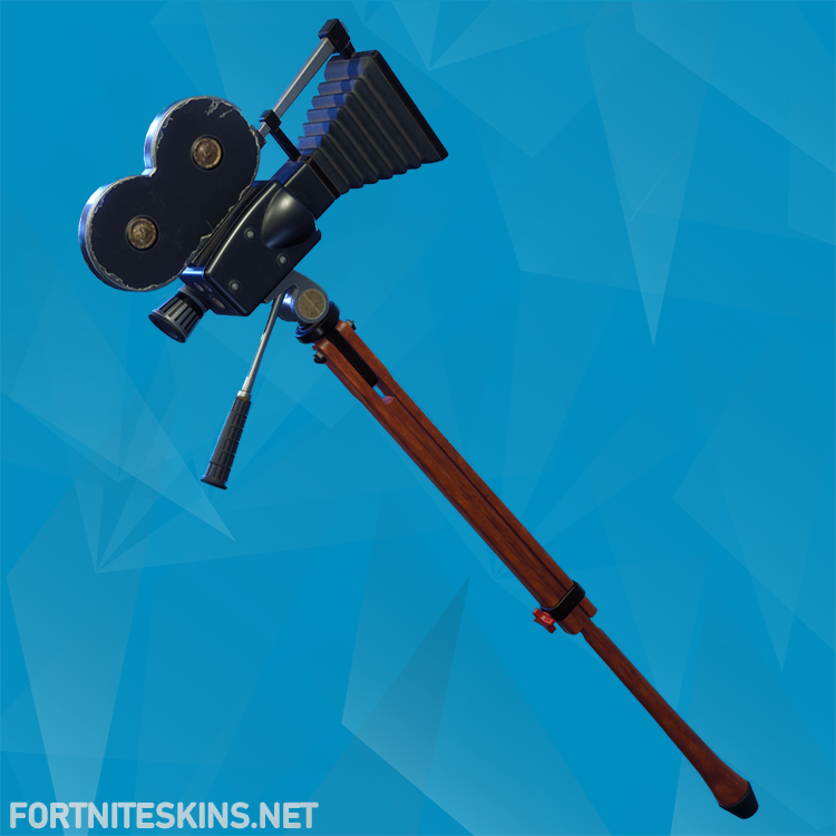 directors cut pickaxe