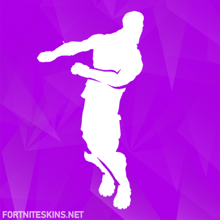freestylin emote