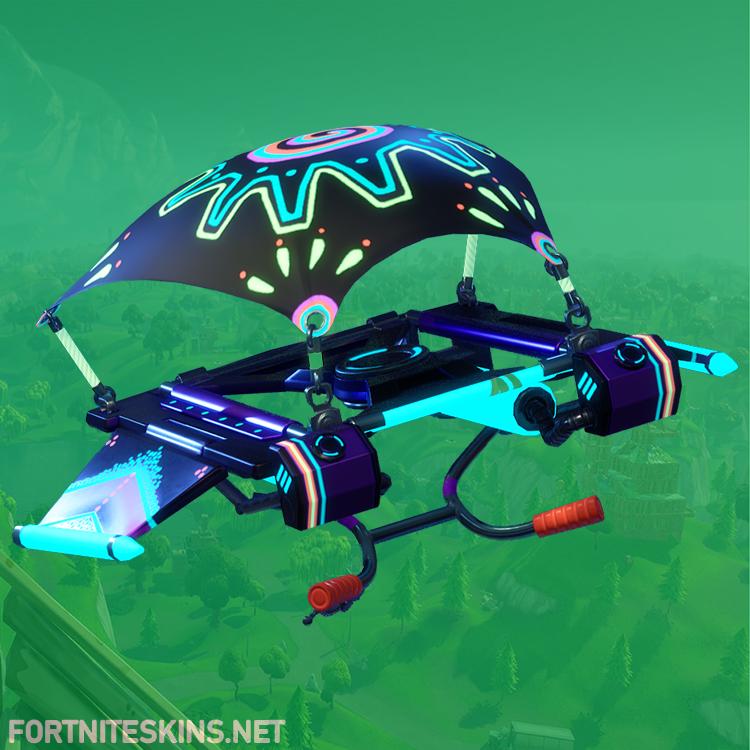 glow rider glider