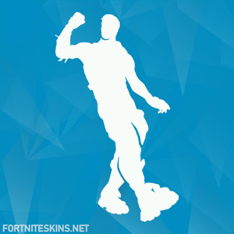 Hype Dance Emotes Fortnite Skins