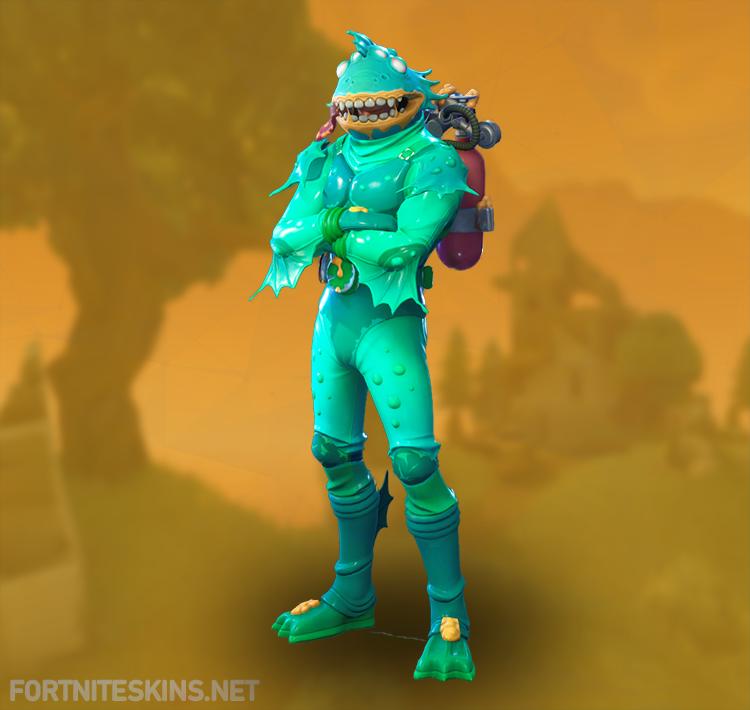moisty merman outfit