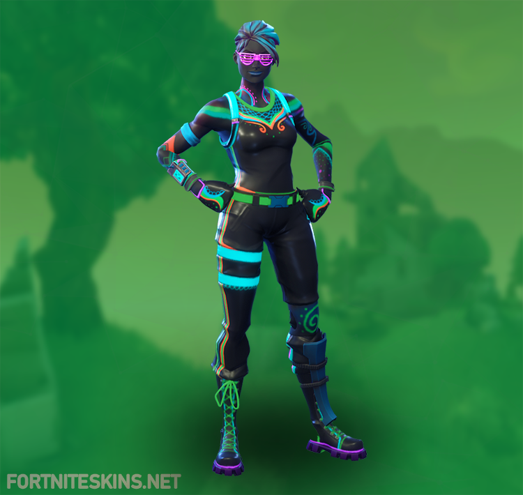 Fortnite NiteLite | Outfits - Fortnite Skins