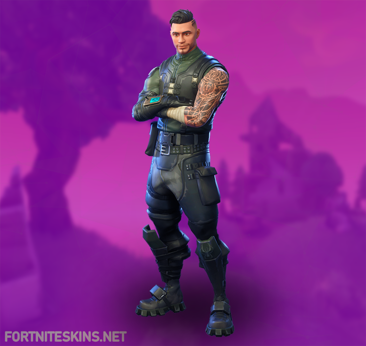 Fortnite Squad Leader Outfits Fortnite Skins