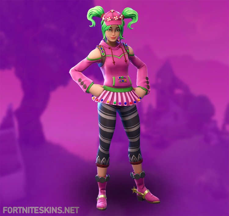 Zoey Fortnite Skin Wallpaper