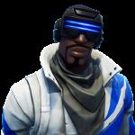 Blue Striker icon png