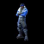 Blue Striker png
