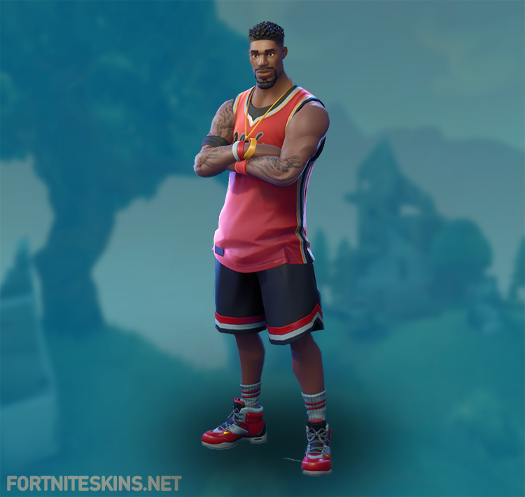 jumpshot outfit