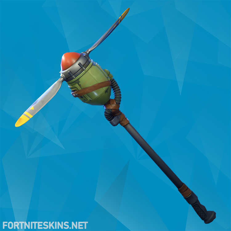 propeller axe pickaxe
